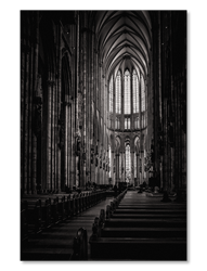 colognecathedral0001a COLOGNE CATHEDRAL #1 <p>LIMITED EDITION OF 15</p>