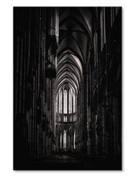 colognecathedral0004a COLOGNE CATHEDRAL #4 <p>LIMITED EDITION OF 15</p>