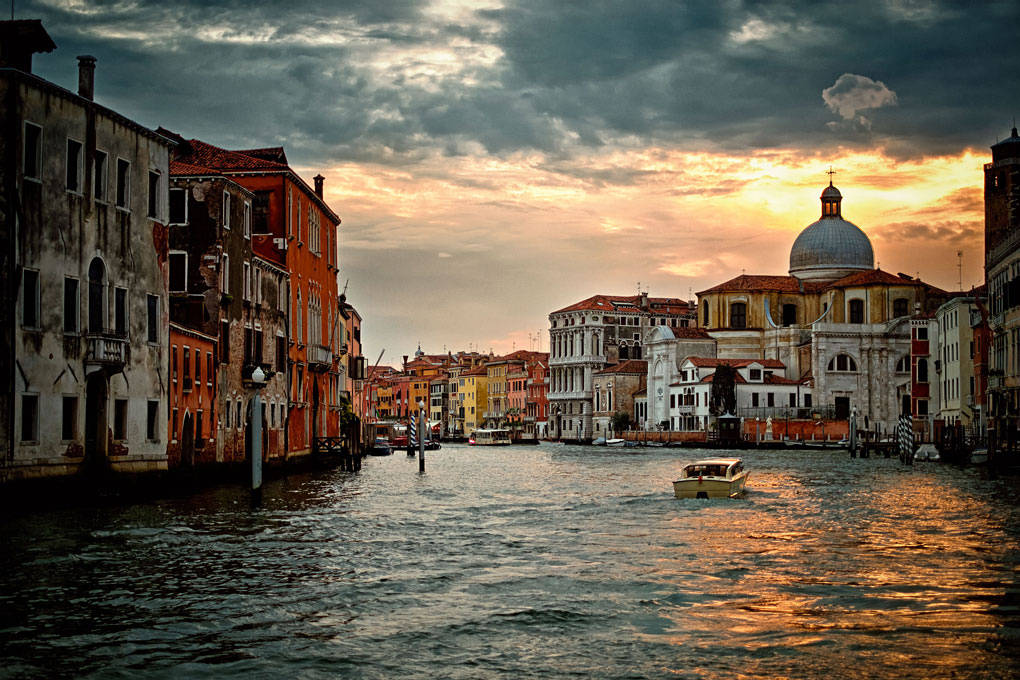 THE HEART AND MIND ARE THE TRUE LENS | VENEZIA