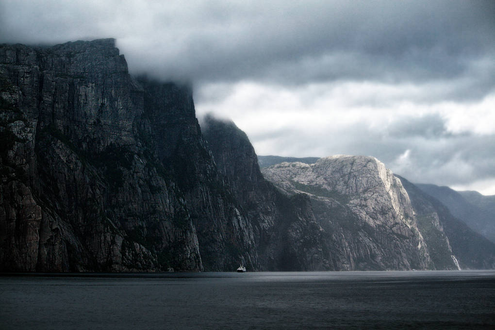 LOST IN FIORD | NORWAY
